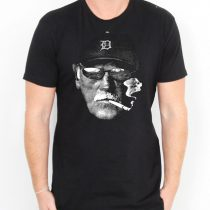 Cigarette Smoking Jim Leyland Men's T-shirts