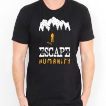 Escape Humanity Men's T-shirts
