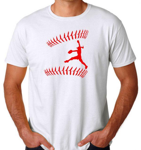 I Play Softball Men's T-shirts
