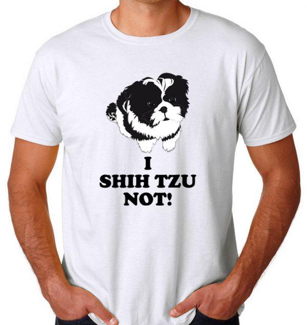 I Shih Tzu Not Men's T-shirts