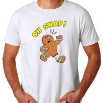 Oh Snap Cookies Men's T-shirts