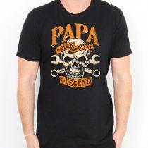 PAPA The Legend Over Men's T-shirts