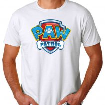 PAW Patrol Logo Men's T-shirtsPAW Patrol Logo Men's T-shirts