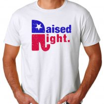 Raised Right Republican Men's T-shirts