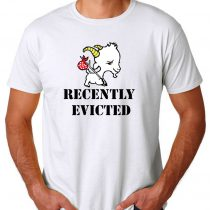 Recently Evicted Men's T-shirts