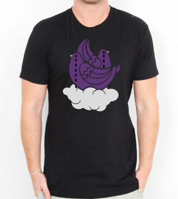 Purple Rain RIP Prince Men's T-shirts
