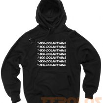 1-800-Dolantwins Unisex Adult Hoodies Pull Over