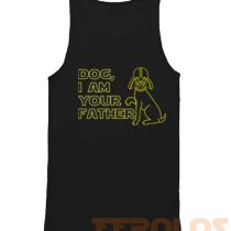 Darth Vader Starwars Parody Mens Womens Adult Tanktops