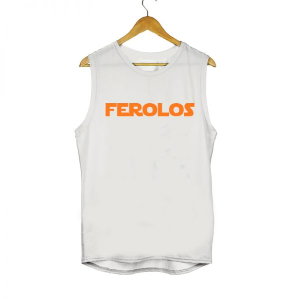 Ferolos Mens Womens Adult Tanktops
