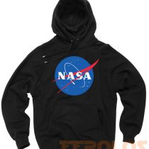 Nasa Symbol Unisex Adult Hoodies Pull Over