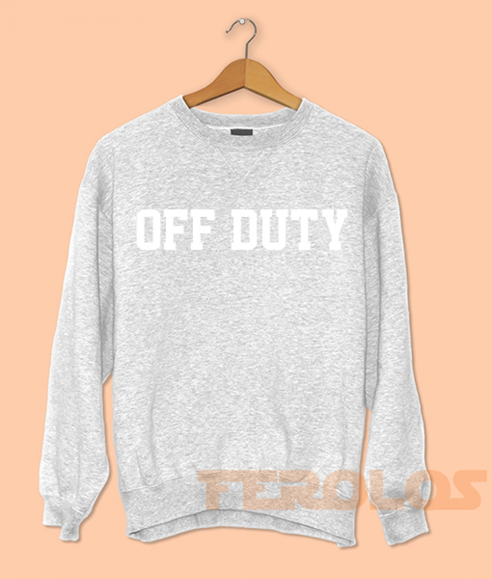 Off Duty Sweatshirts