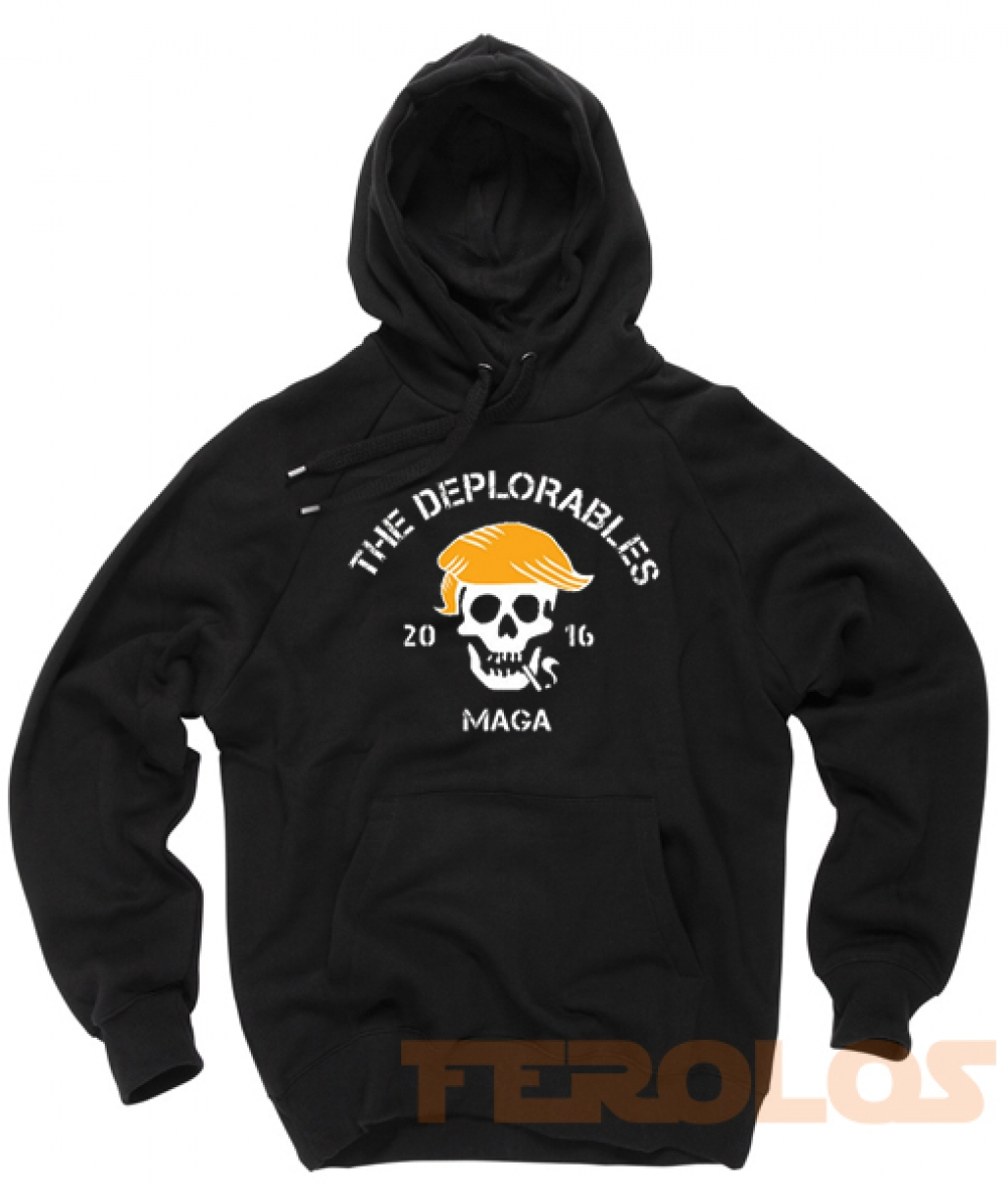 The Deplorables Sabo Unisex Adult Hoodies Pull Over