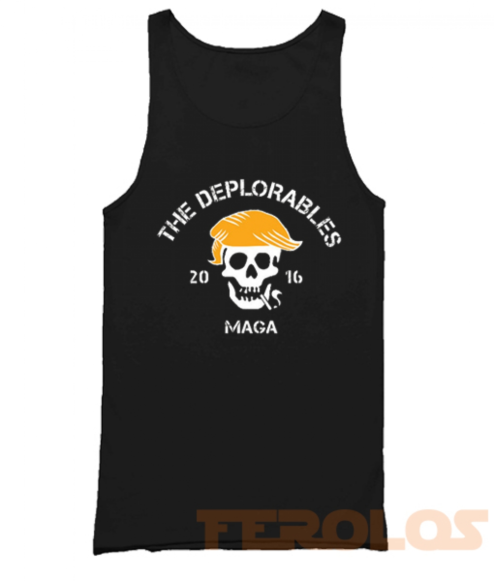 The Deplorables Sabo Mens Womens Adult Tank Tops