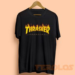Thrasher Magazine Mens Womens Adult T-shirts