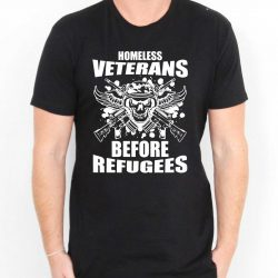 Air Force Veterans Before Refugee Mens Womens Adult T-shirts