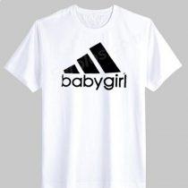 Baby Girl Didas Parody T Shirt