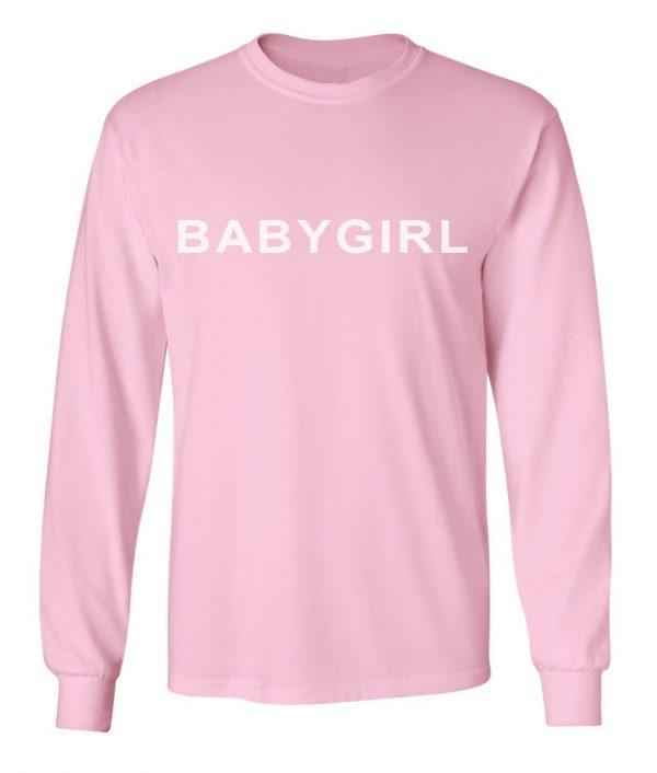 Baby Girl Pink Sweatshirts