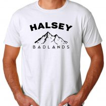 HALSEY badlands Mens Womens Adult T-shirts