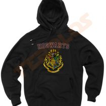 Hogwarts Harry Potter Unisex Adult Hoodies Pull Over