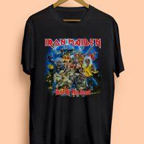 Iron Maiden Best Beast Vintage Cheap T Shirt
