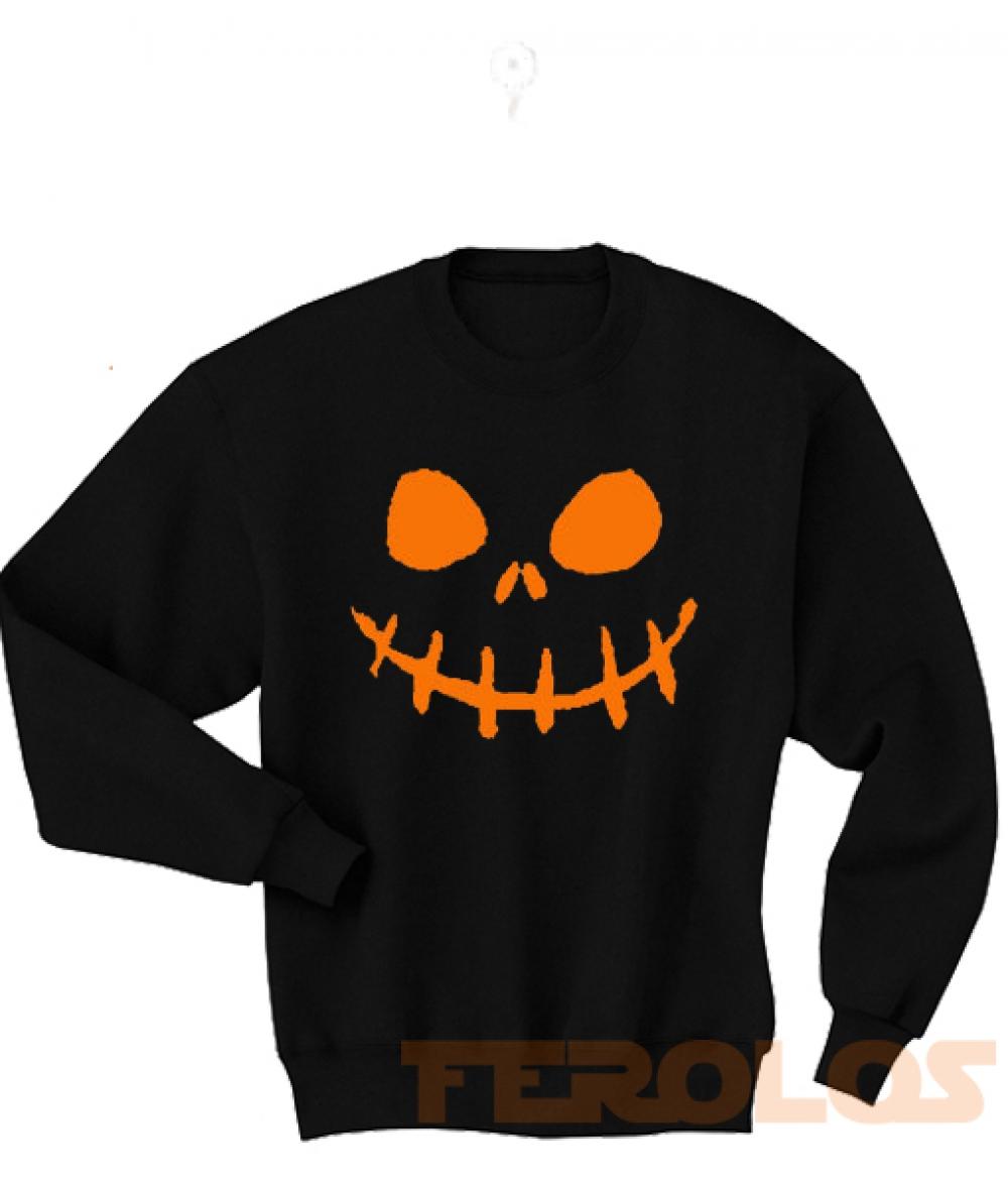 Jack Olantern Halloween Sweatshirts
