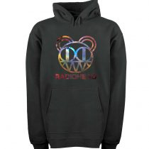 RADIOHEAD custom galaxy logo Hoodie Pull Over