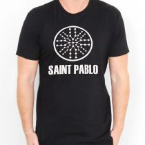 Saint Pablo logo Mens Womens Adult T-shirts