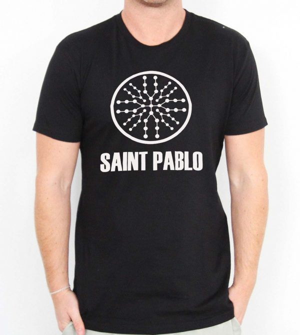 Saint Pablo logo Mens Womens Adult T-shirts