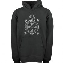 The Magic Circle Men Unisex Adult Hoodies Pull Over