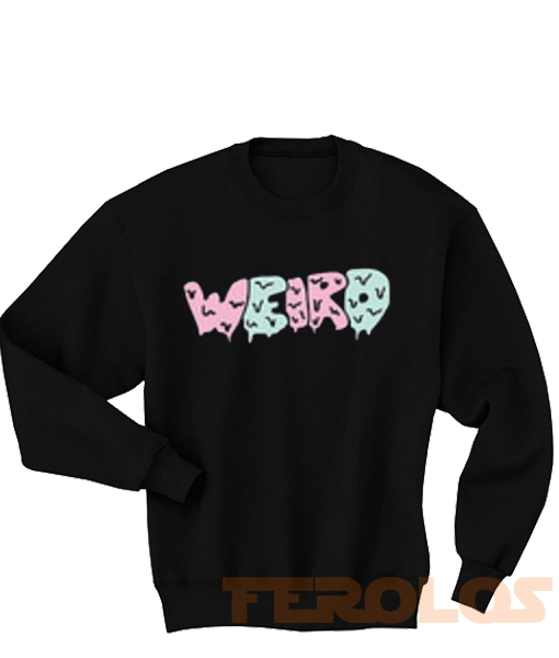 Weird Colorful Sweatshirts