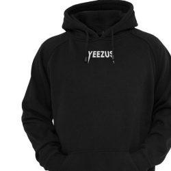 Yeezus Kanye West Album Hoodie