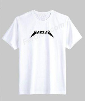 Metallica Marsam Parody T Shirt