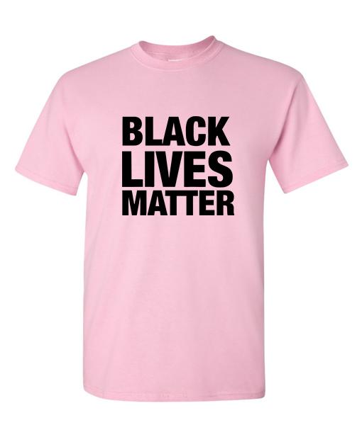 Black Lives Matter Anti Racist Intersectional Feminist T Shirt
