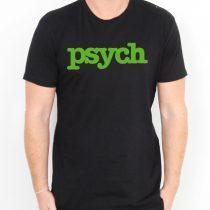 psych logo T Shirt