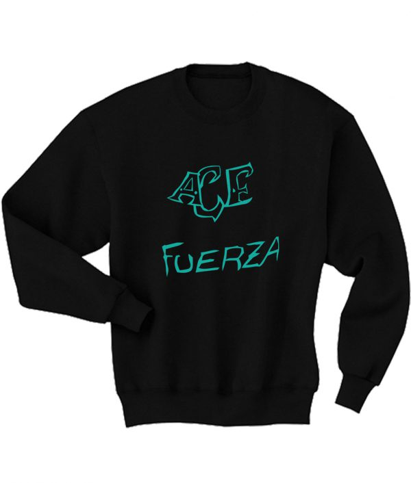 Support Chapecoense Ace Fuerza Inspired from Cavani Sweatshirts