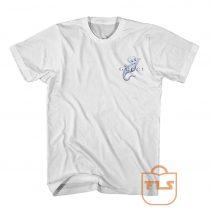 Casper Funny Tiny Pocket Mens Womens T Shirt
