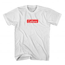 Culture Migos Supreme Red Box Men Women T Shirt