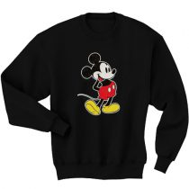 Mickey Mouse Vintage Classic Men's Women's Sweatshirts