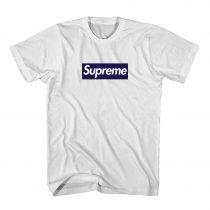 Supreme Blue Box Men's Women's T Shirt