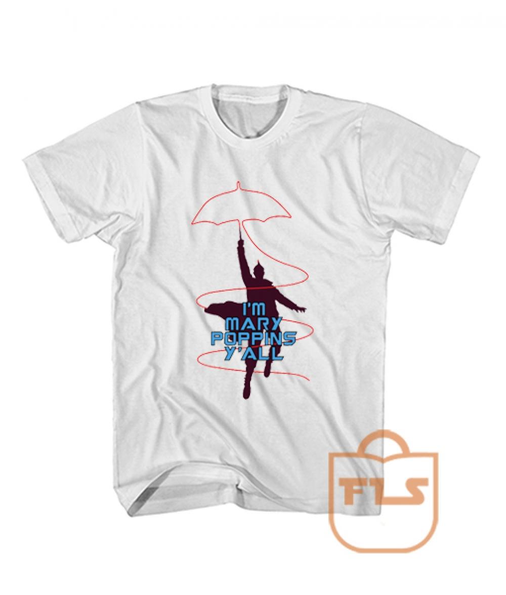 Yondu Mary Poppins Y'all T Shirt