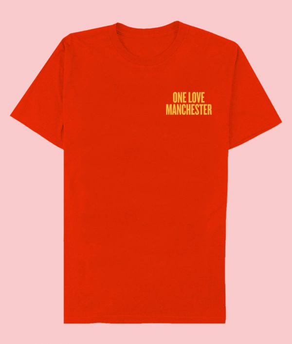 One love Manchester Ariana Grande's T Shirt