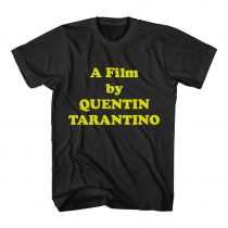 A Film by Quentin Tarantino Cheap T Shirt