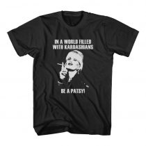 Buy World Filled With Kardashians Patsy Graphic Tees