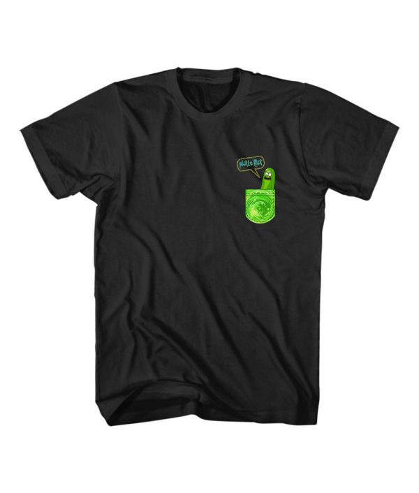 Pickle Rick Funny Cheap T Shirt