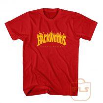 Backwoods Thrasher Custom T Shirts