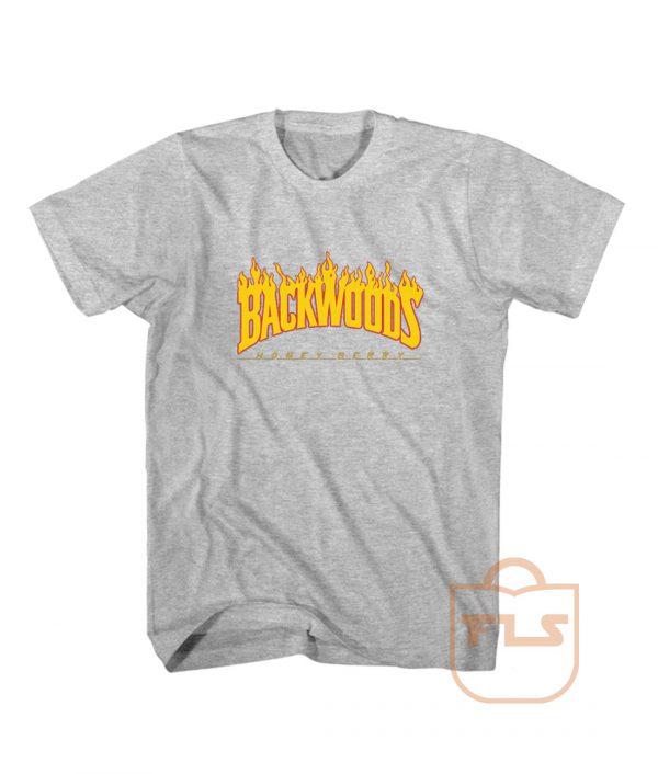 Backwoods X Thrasher Parody