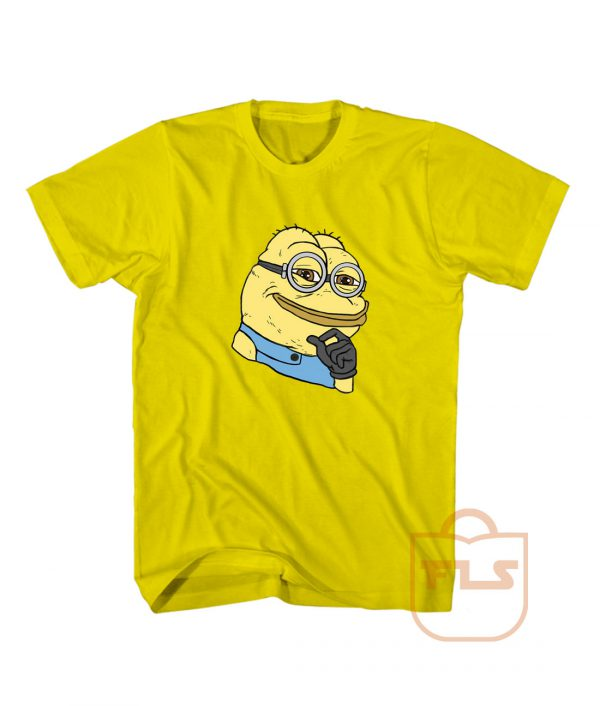 Bart Minions Pepe The Frog Cheap Graphic Tees