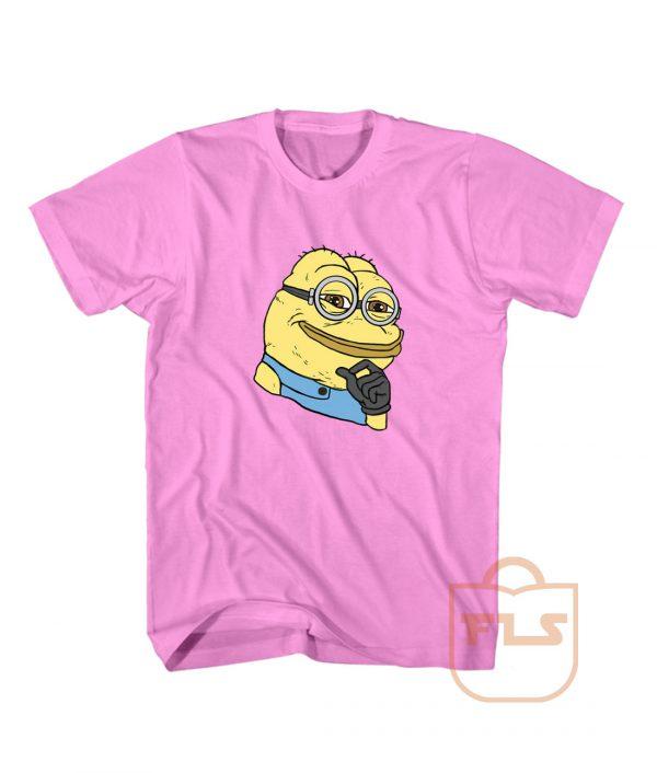 Bart Minions Pepe The Frog Cheap T Shirts