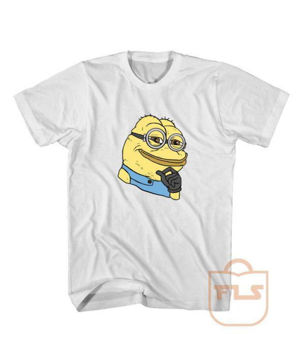 Bart Minions Pepe The Frog Parody T Shirts