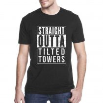 Fortnite Straight Outta Tilted Towers Cheap Tee ShirtsFortnite Straight Outta Tilted Towers Cheap Tee Shirts